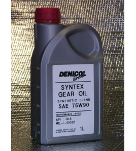 DENICOL olej SYNTEX GEAR OIL 75W90 - 1L