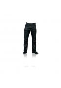 Kožené moto jeansy a CHAPS
