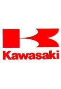 Kawasaki padacie rámy