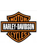 Harley-Davidson padacie rámy