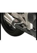 Karbónové kryty výfuku Honda